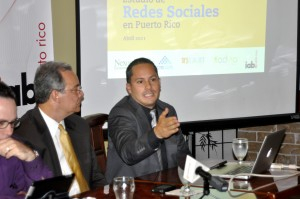 Jeffrey Seda - Estudio Redes sociales en PR