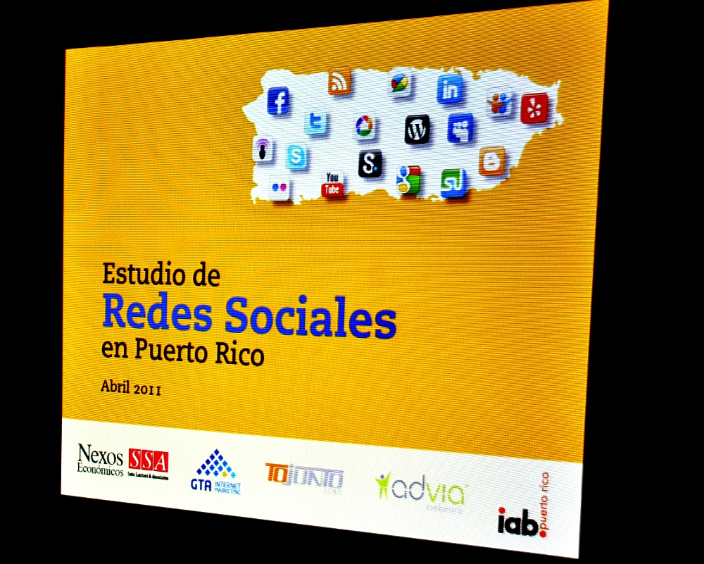 Estudio de Redes Sociales en Puerto Rico
