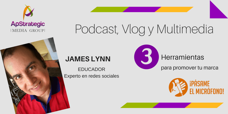 Taller Podcasts, Vlogs y Multimedia