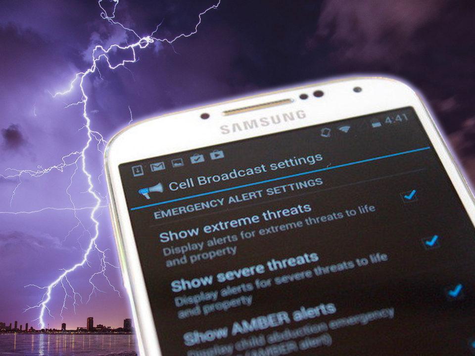 Alertas de seguridad smartphones