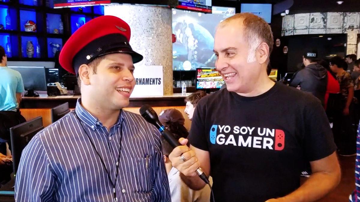 """Ricardo """"Mono"""" Román, presidente de First Attack Puerto Rico y Electronic Sports Puerto Ric"""