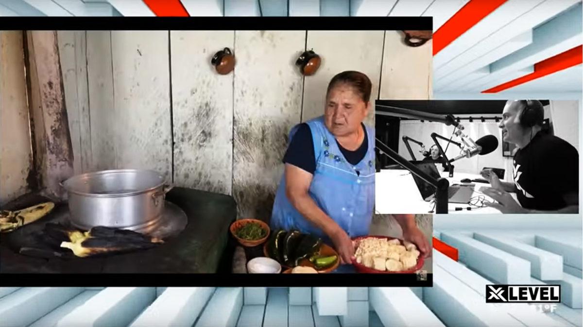 vemos el Youtube de De Mi Rancho a tu cocina