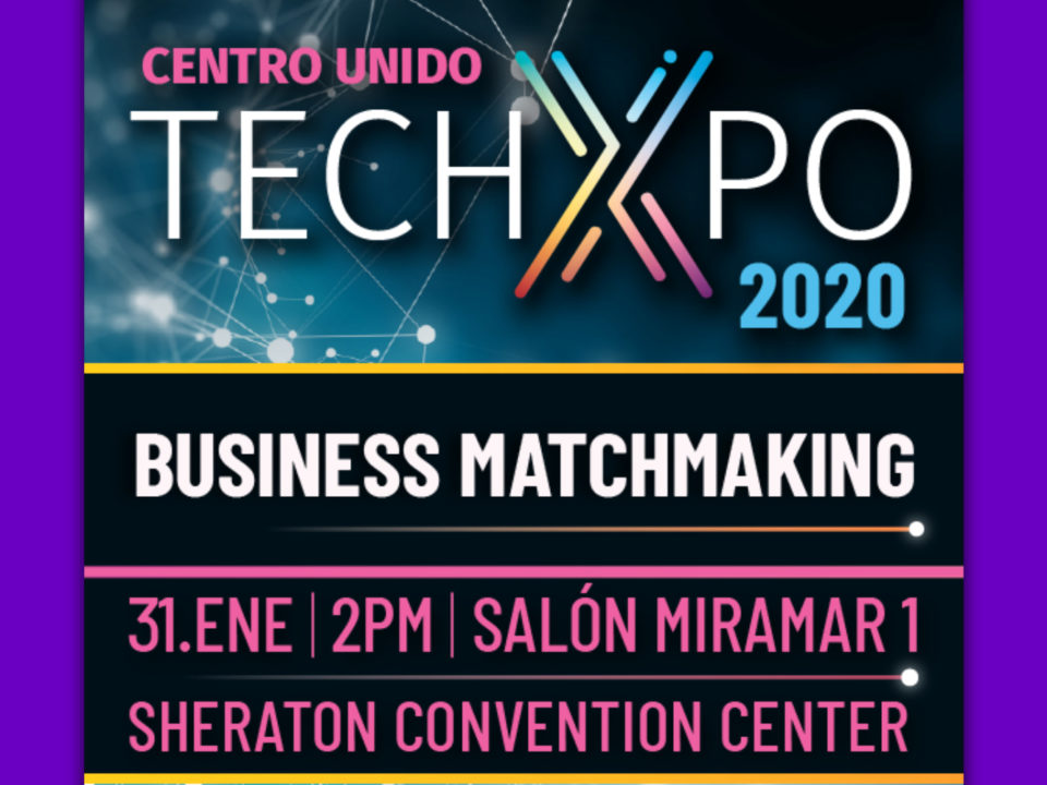 TechXpo Centro Unido de Detallistas