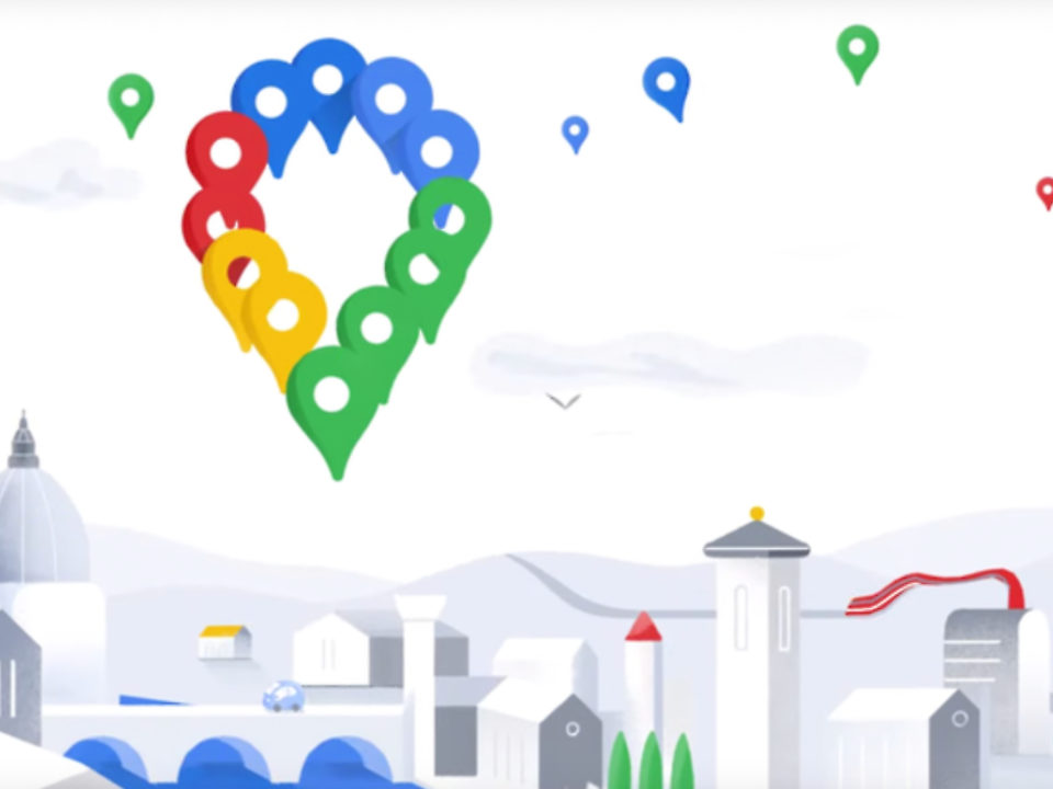 Google Maps Cumple 15