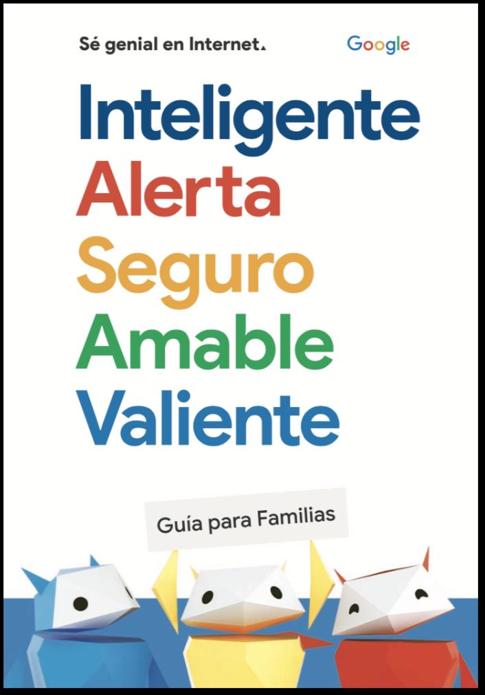 Guía de uso seguro de Internet para familias