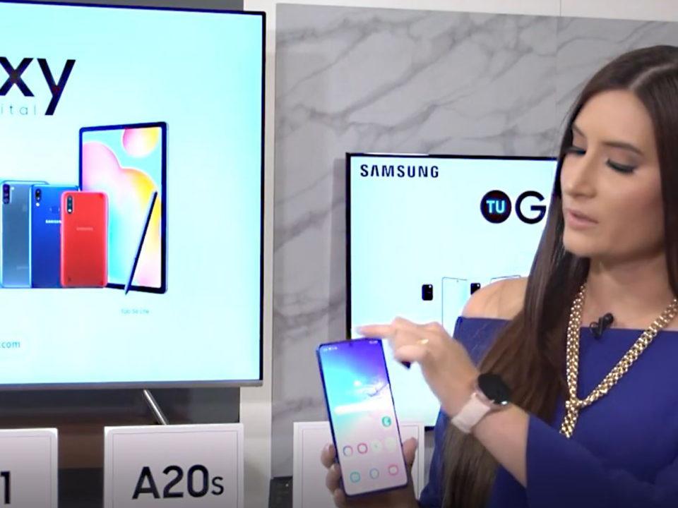Samsung serie Galaxy A 2020