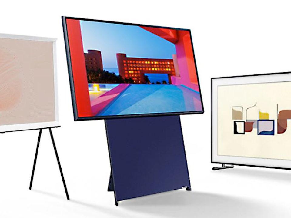 Samsung Lifestyle TV