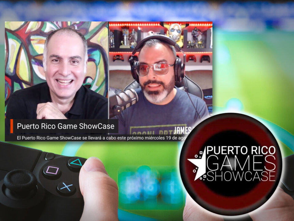 Puerto Rico Game Developers Showcase