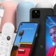 Google TV Chromecast Pixel 5 Nest Audio