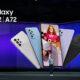 Nuevos Smartphones Samsung Galaxy 52 y A72