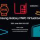 promo MWC 2021 Samsung Galaxy