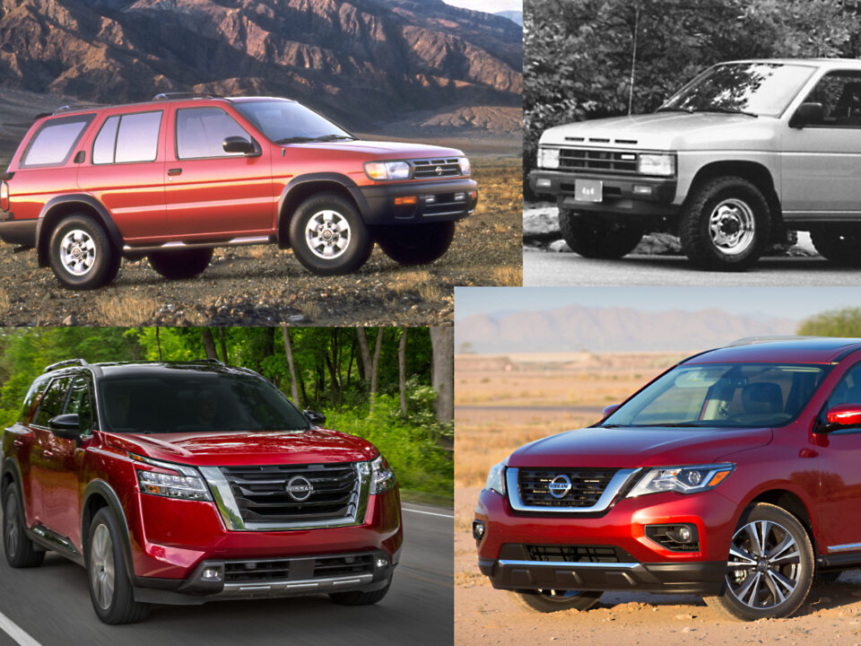 modelos Pathfinder celebra 35 años de historia